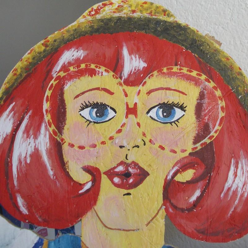 Compagnie Globtrott présente Madame Miro - De la peinture et des animaux